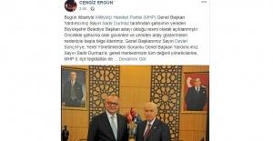 MHP Manisa#039;da Cengiz Ergün#039;e...