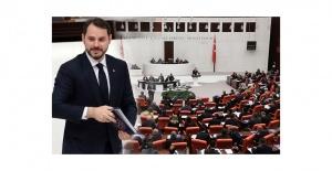 Bakan Berat Albayrak: 2019 bütçesinde en büyük pay eğitime
