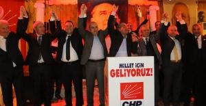 CHP'de Akhisar İlçe Belediye Başkan...