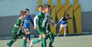 Manisa'da 'Yarının Yıldızları Futbol Turnuvası'