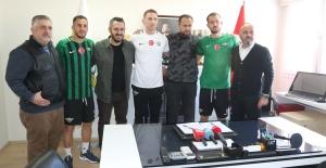 Akhisarspor'dan 3 transfer birden