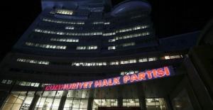 CHP'de PM toplantısı sona erdi