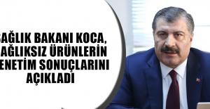 Sağlık Bakanı Koca, sağlıksız...