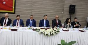 Milli Eğitim Bakanı Ziya Selçuk Manisa'da