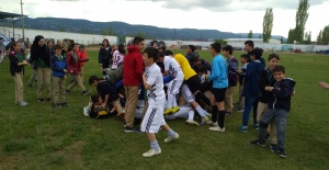 Selendi'de futbol ve voleybola YBO...