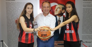 Turgutlu Belediyespor'un milli yıldızları...