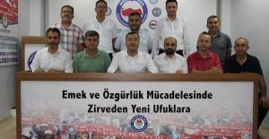 Manisa Memur-Sen'den toplu sözleşme tepkisi