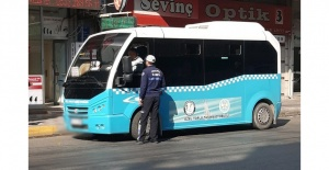 51 servis sürücüsüne ceza uygulandı