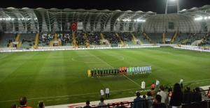 Akhisarspor - Adanademirspor maçının...