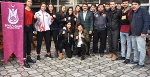 Şehzadelerin sporcuları Türkiye'yi temsil edecek