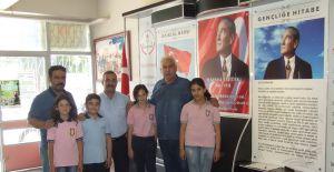 Alaşehirli öğrencilerden atık pil toplama kampanyası