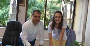 Salihli Belediyespor'da Yılmaz imzayı attı