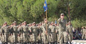 Alaşehir'de bin 636  asker yemin etti