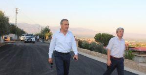 Başkan Karaçoban mahalleleri adım adım dolaşıyor