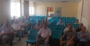 Kula'da 'Hayat Boyu Öğrenme' toplantısı