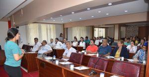 Yunusemre personeline etkili iletişim semineri