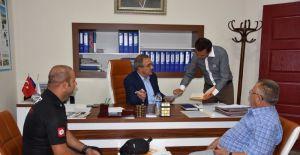 Alaşehir'de vatandaşlar başkanla birebir görüşüyor