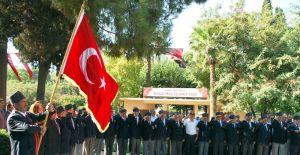 Gaziler Günü Manisa'nın ilçelerinde de törenlerle kutlandı