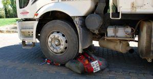 Manisa'da yürekleri ağıza getiren kaza