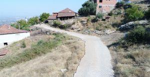 Şirinyer'e Kilit Parke Taşı