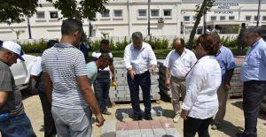 Yunusemre'de parke taşsız yol kalmayacak