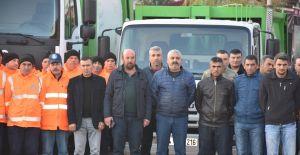 Alaşehir Belediyesi Daha Temiz Bir Kent İçin Çalışıyor