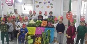 Yunusemreli Minikler Yerli Malı Haftasını Kutladı