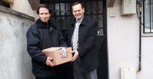 Manisa Büyükşehir'den Turgutlu'daki çölyak hastalarına destek