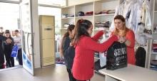 Öğrencilerinden Sosyal Markete Destek