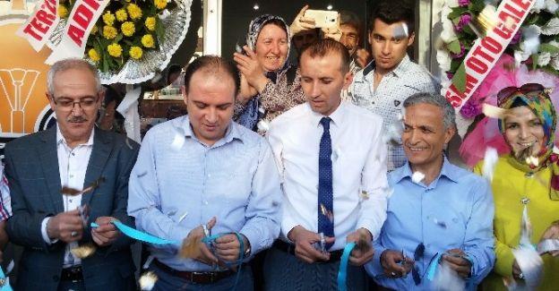 AK Parti Alaşehir Teşkilatı Yeni Lokaline Taşındı