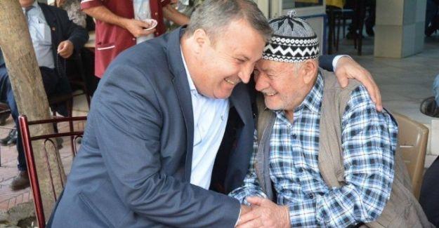Başkan Çerçi Babalar Gününü Kutladı
