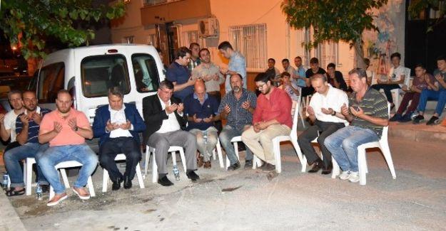 Başkan Çerçi'den Taşkıran Ailesine Taziye Ziyareti