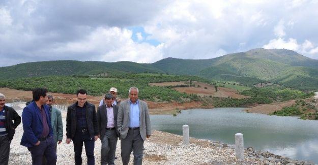 Eroğlu Barajında Sona Gelindi