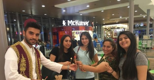 Forum Magnesia'da Ramazan Coşkusu