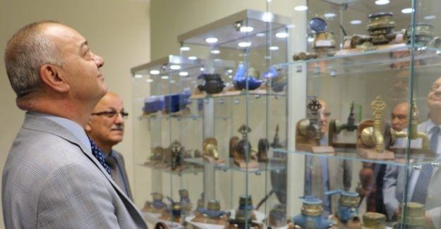 Magnesia'dan Maski'ye Sayaç Müzesi Hayata Geçti