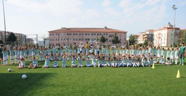 Manisa Büyükşehir Belediyespor Yaz Okulları Başlıyor