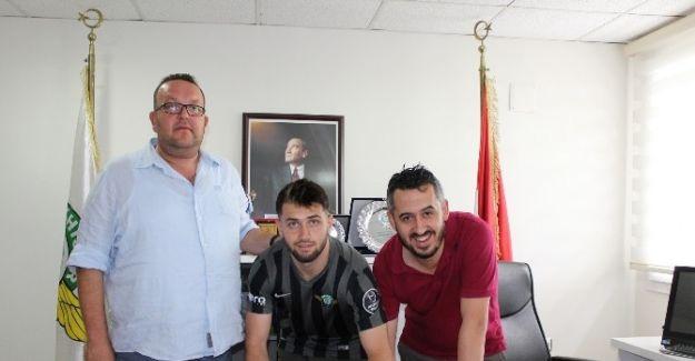 Ömer Bayram Akhisar Belediyespor'da