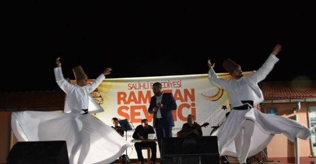 Salihli Belediyesi Geleneksel Ramazan Etkinlikleri Başladı