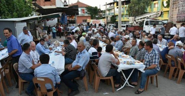 RAMAZAN KÜLTÜRÜ SALİHLİ DE BİR BAŞKA..