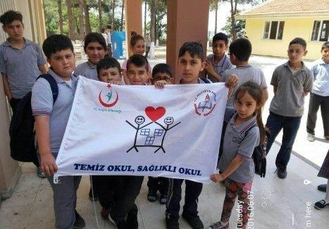 Salihli TSO İlköğretim Kurumlarında 'Beyaz Bayrak' Dalgalanacak