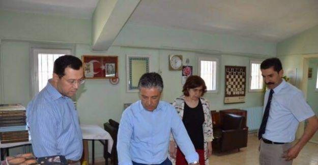 Şehzadeler Halk Eğitim'den Cezaevine Ziyaret