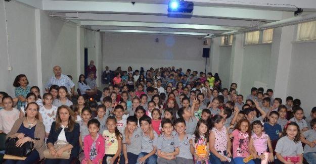 SGK, Fahriye Hanım'da Öğrencileri Bilgilendirdi