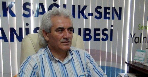 TÜRK-SAĞLIK SEN ASKERLİK MUAYENELERİ YÖNTEMİNE KARŞI ÇIKIYOR..