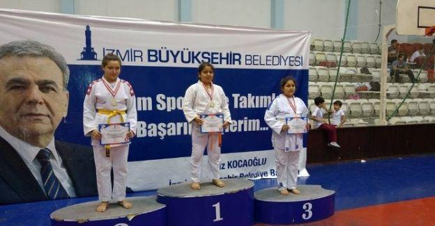 Yunusemreli Judocular Birinci Oldu