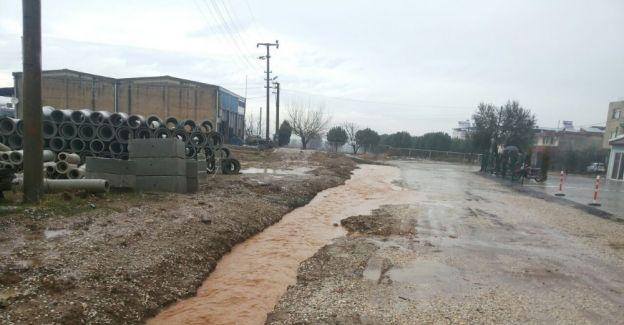 Ahmetli'nin yağmur suyu çilesi sona eriyor