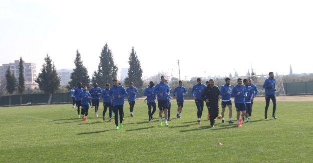 Akhisar Belediyespor, Antalyaspor maçı hazırlıklarını sürdürdü
