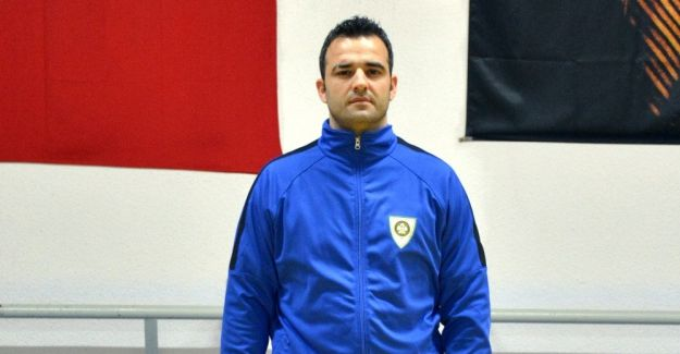 Antrenör İsmail Canıtez'e milli görev