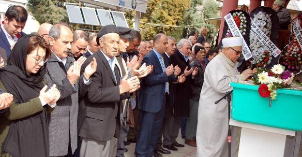 CHP Salihli ilçe başkanının acı günü