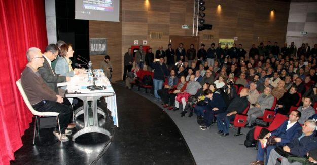 """CHP'li Özel: """"Seçilecek ilk başkan da, son başkan da Kemal Kılıçdaroğlu da olsa istemeyuz.."""