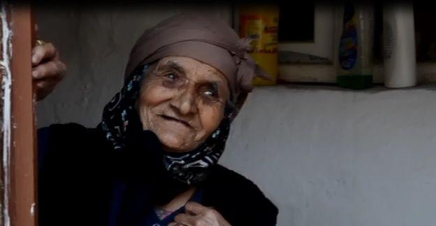 Fatma Nine'nin cami nöbeti son buldu